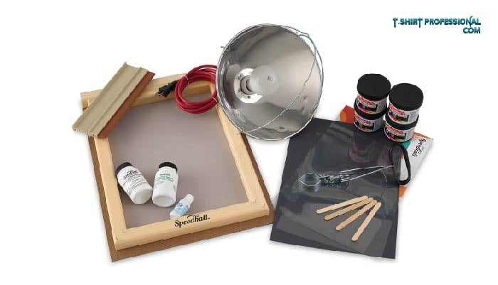 best screen printing kit